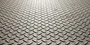 Mild Steel Checker Plate Trunking
