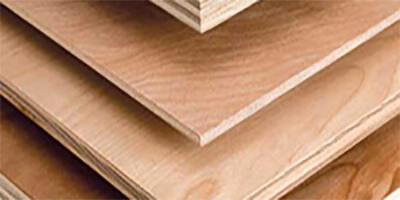 Plywood Trunking Cover