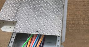 electrical cable trunking